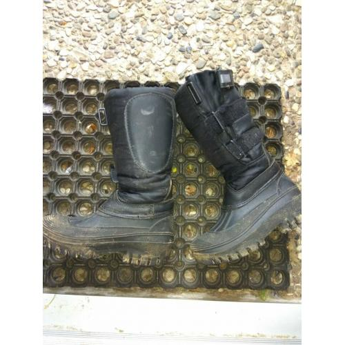 2x PFIFF Thermo Winter Reitstiefel gr. 29/30 ab 5€